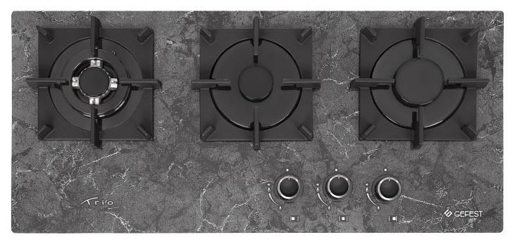 Встраиваемая варочная панель газовая GEFEST ПВГ 2150