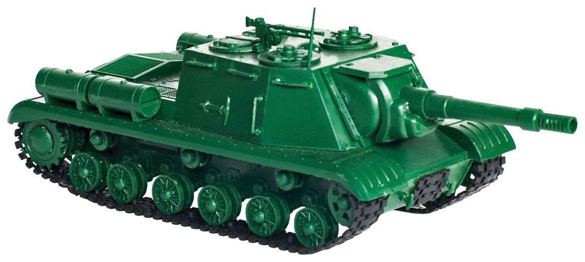 Модель для сборки Огонек Танк Ису