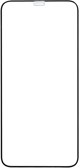 Защитное стекло GOSSO CASES для Apple iPhone XS/iPhone X Black