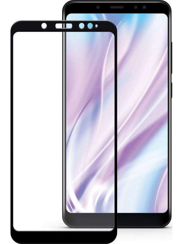 Защитное стекло Volare Rosso для Xiaomi Redmi Note 5/Redmi Note 5 Pro Black