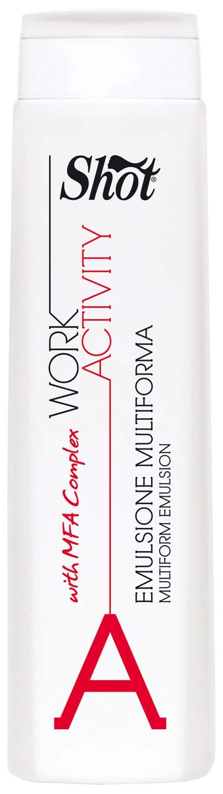 Средство для укладки волос Shot Work Activity with MFA Complex 250 мл