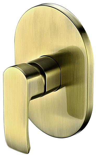Смеситель для встраиваемой системы Kaiser Aurora 67177-1 Bronze