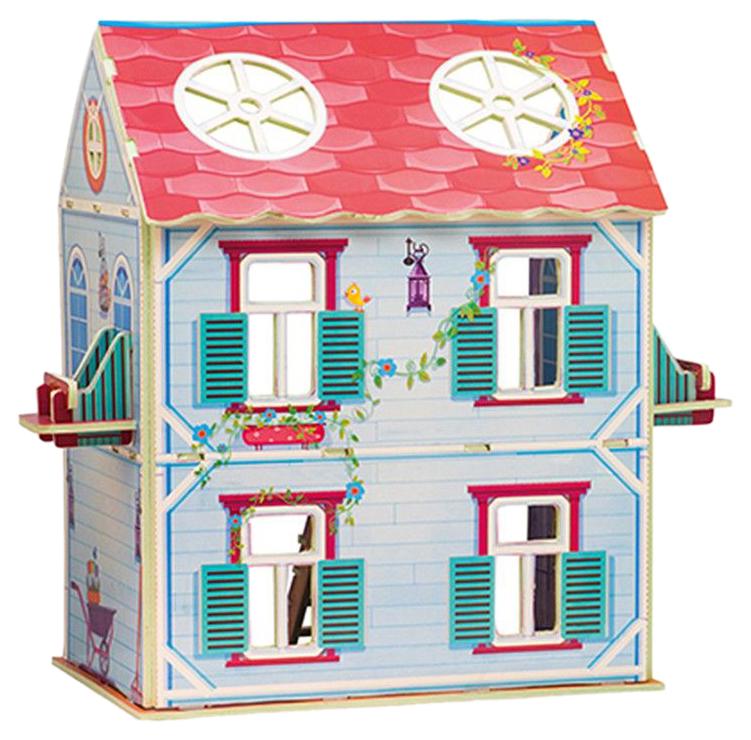 Купить Кукольный домик Malamalama Домик моей мечты 68090-9, Кукольные домики