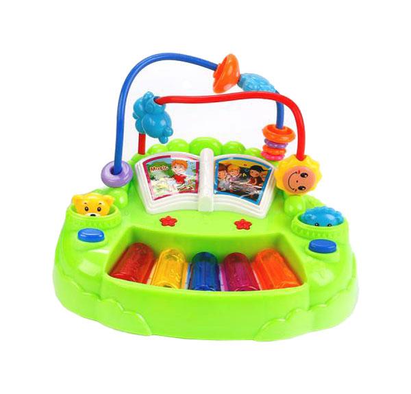 Пианино игрушечное Наша Игрушка Е-Нотка 958-7