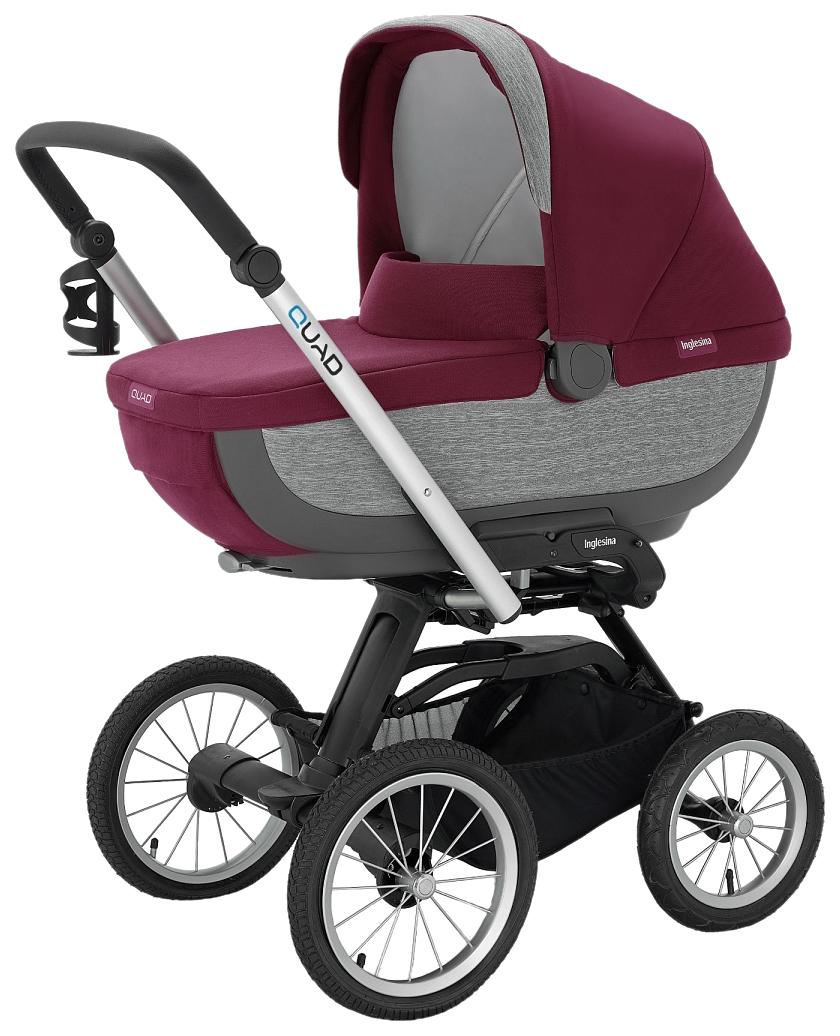 Купить Коляска для новорожденного Inglesina Quad AB60F6OTB + AE64G0000 Outback, Коляски для новорожденных
