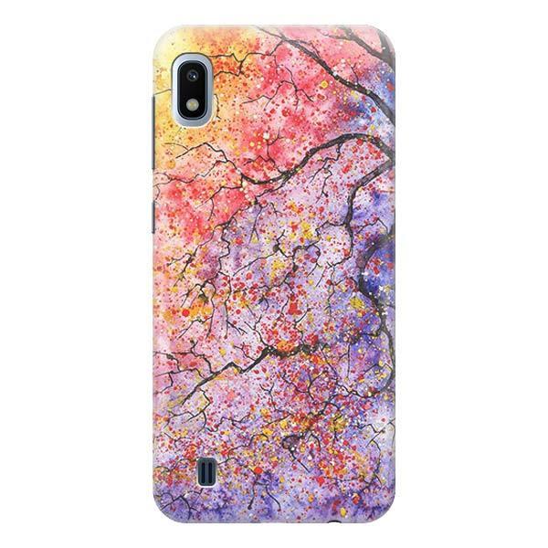 Чехол Gosso Cases для Samsung Galaxy A10 «Лето в ветках»