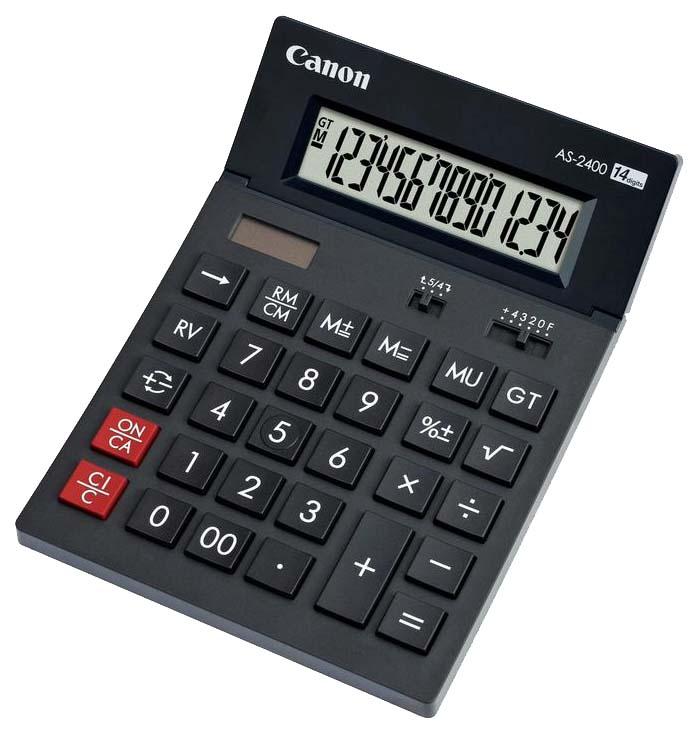 Калькулятор Canon AS-2400