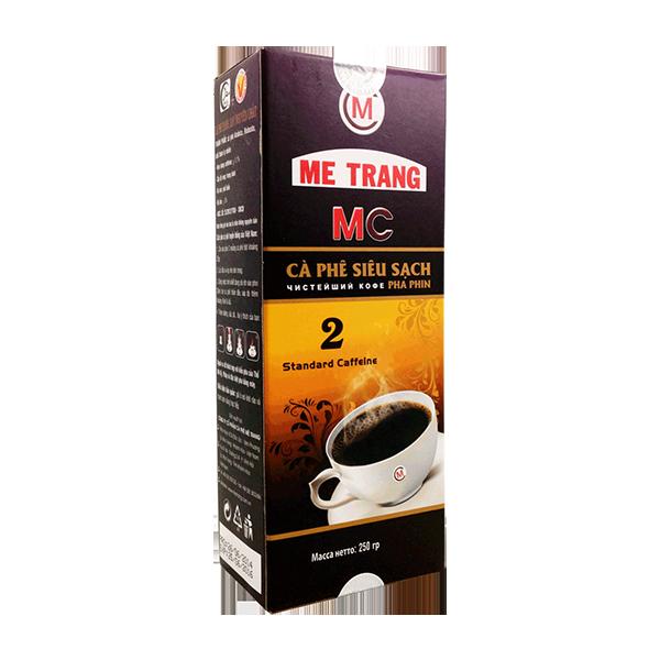 Кофе вьетнамский молотый Me Trang MC2 250 г фото