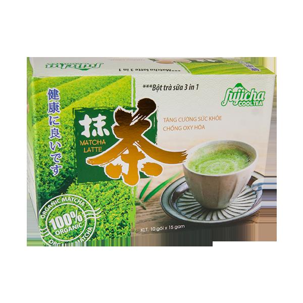Чай зеленый матча латэ пакетированный 3в1 150 г