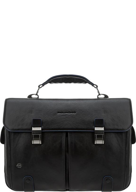 Портфель мужской Piquadro CA1068B2S/N, черный