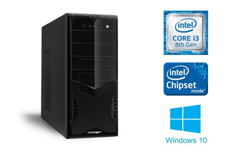 Системный блок для работы и офиса TopComp WO 3640365  - купить со скидкой