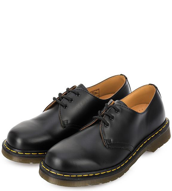Ботинки мужские Dr. Martens черные фото