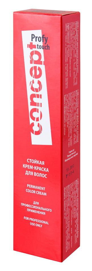 Краска для волос Concept Profy Touch 10.1 Очень светлый платиновый