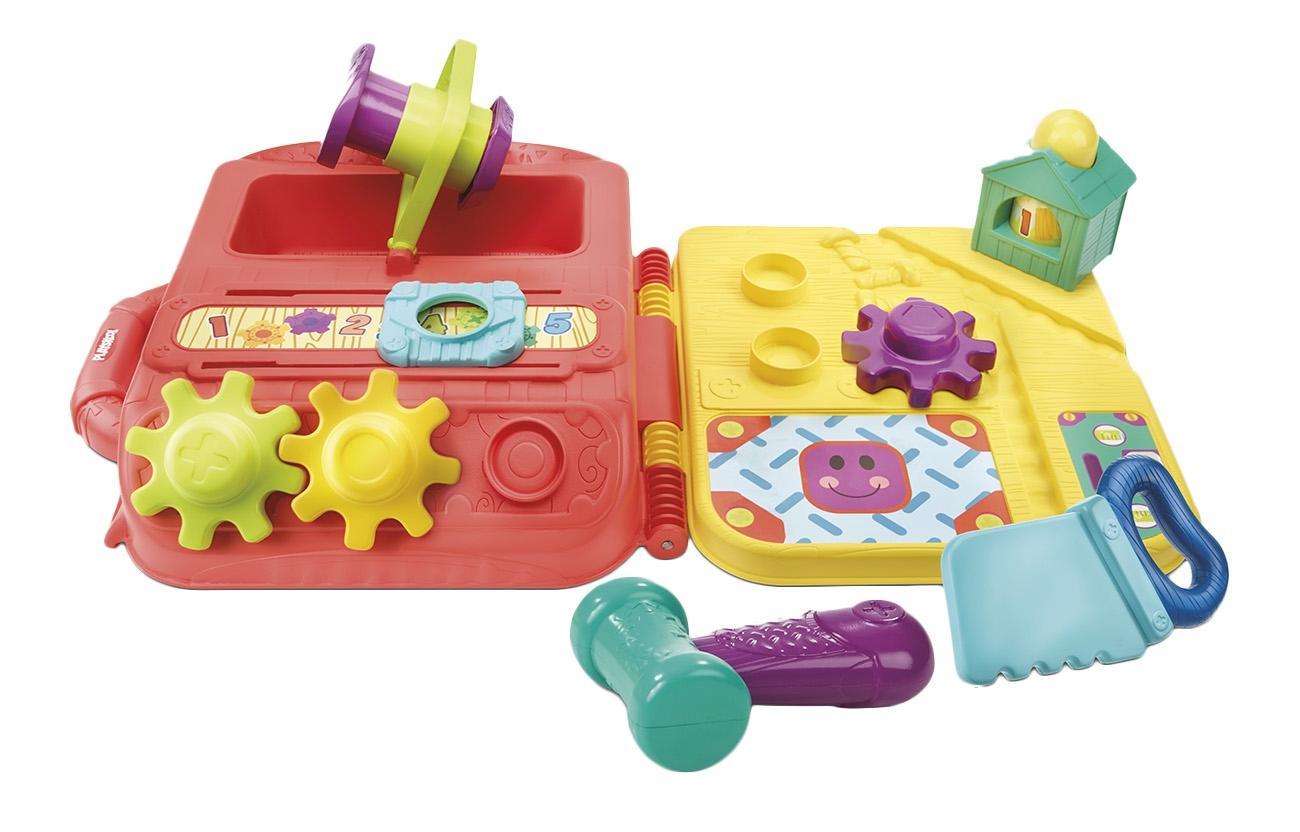 Развивающая игрушка Playskool Моя первая мастерская серии Возьми с собой фото