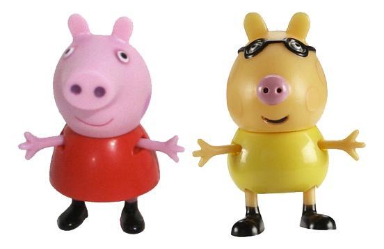 Купить Фигурки Peppa Pig 28817 Свинка Пеппа и Педро, Игровые наборы