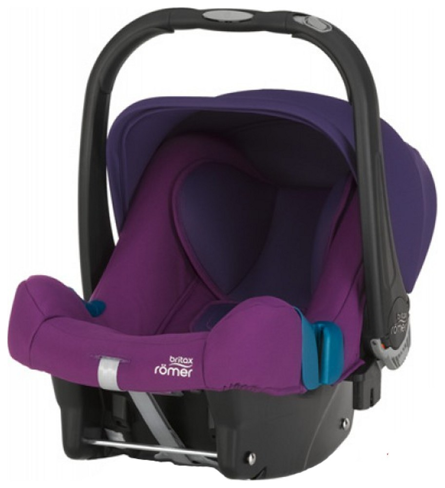 Автокресло Britax Römer Baby-Safe Plus SHR II группа 0+, Фиолетовый (2000023258)