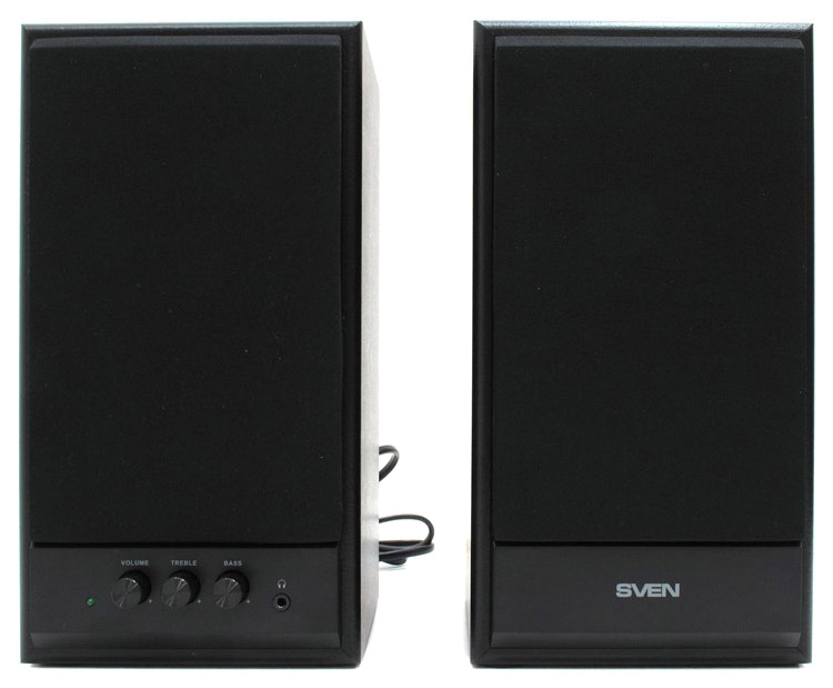 Колонки компьютерные Sven SPS 702 Черный