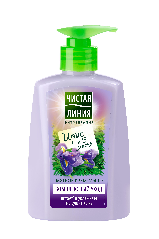Жидкое мыло Чистая Линия Комплексный уход 250 мл