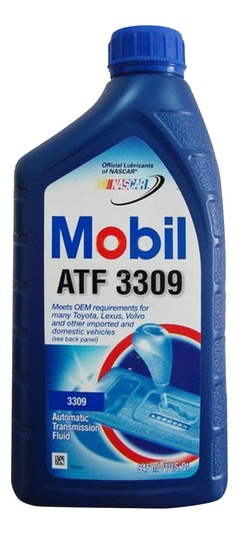 Трансмиссионное масло Mobil 0.946л 071924252219