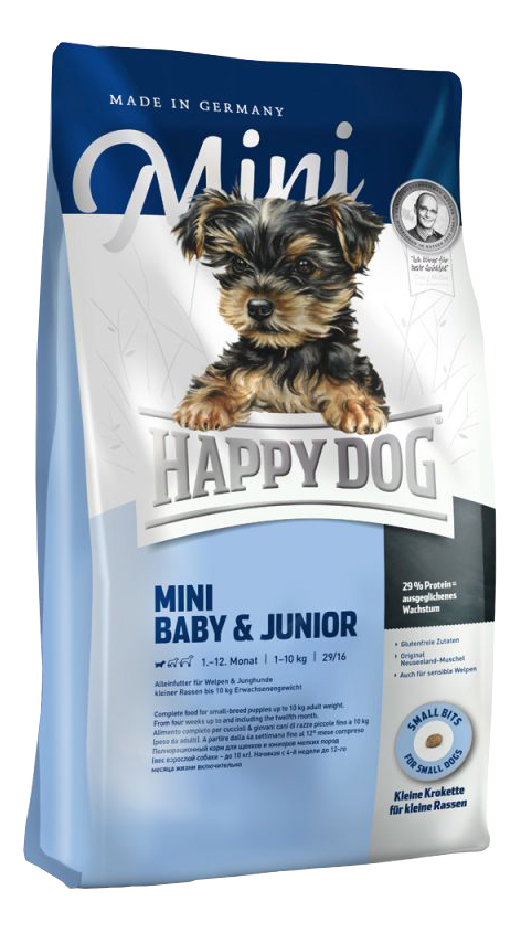 HAPPY DOG SUPREME YOUNG BABY #AND# JUNIOR MINI