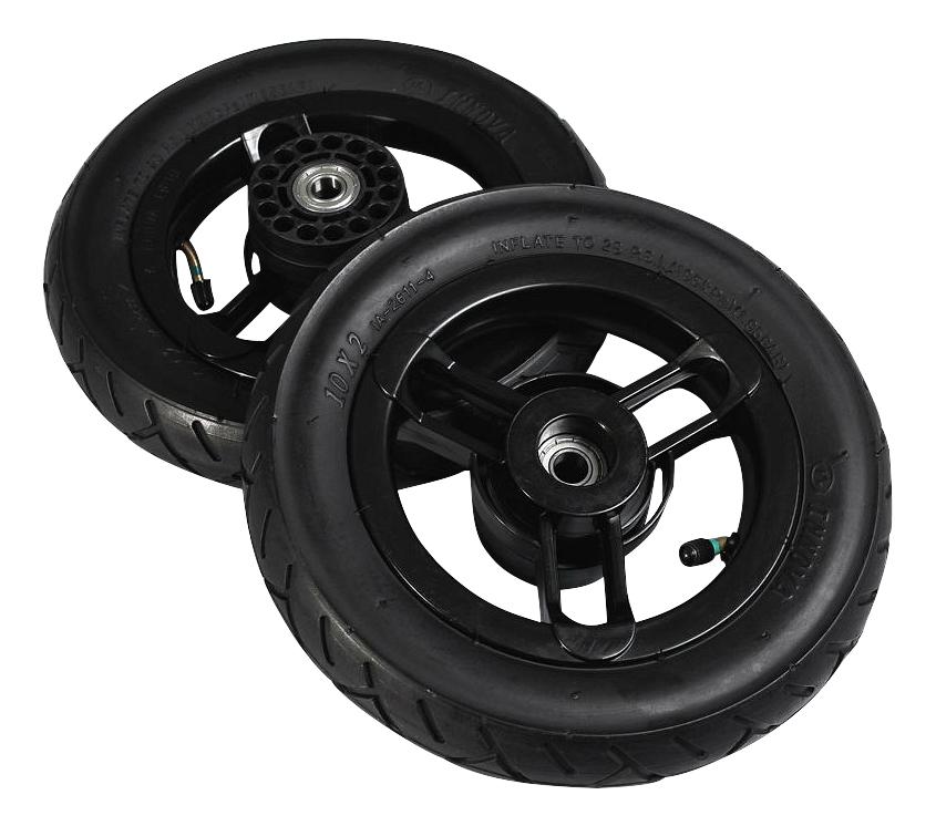 Колеса Valco Baby для коляски Zee black