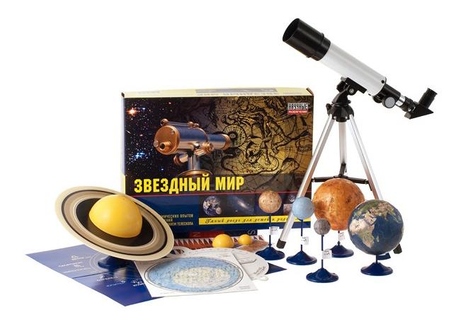 Набор для исследования Научные развлечения Звездный мир фото