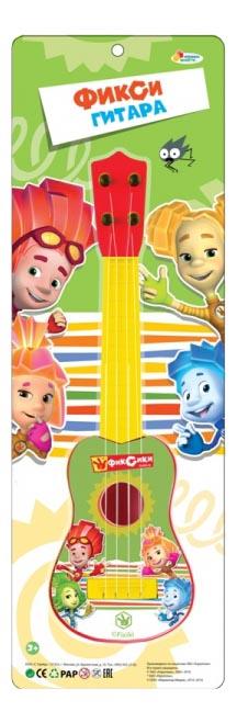 Гитара игрушечная Играем Вместе Детская гитара