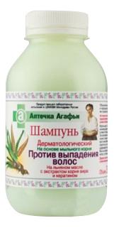 Шампунь Аптечка Агафьи против выпадения волос 300 мл фото