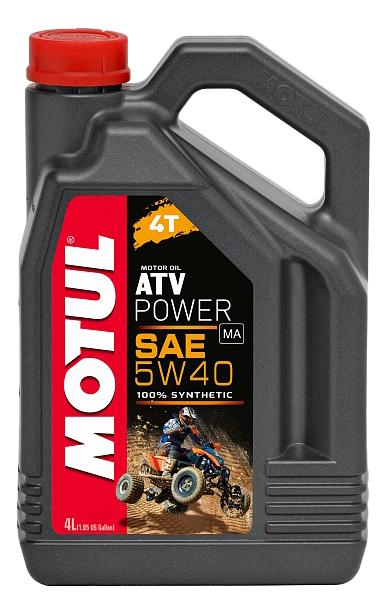 MOTUL ATV POWER 4T