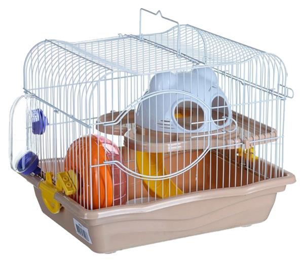 Клетка для хомяков KREDO 33х30х45см фото