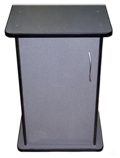 Тумба для аквариума Jebo 338/380T, ЛДСП, серебристая, 38 x 71 x 27 см