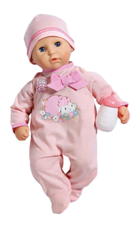 Кукла Zapf Creation Моя первая Baby Annabell