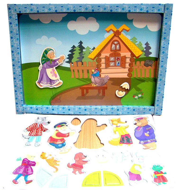 Развивающая игрушка Десятое КоролевствоВ гостях у сказки 01659ДК