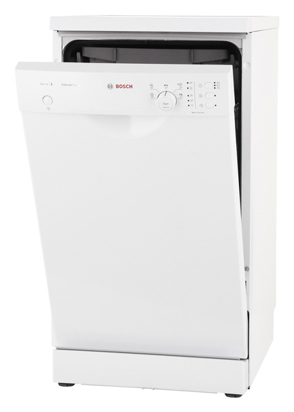 Посудомоечная машина 45 см Bosch SPS25FW13R white