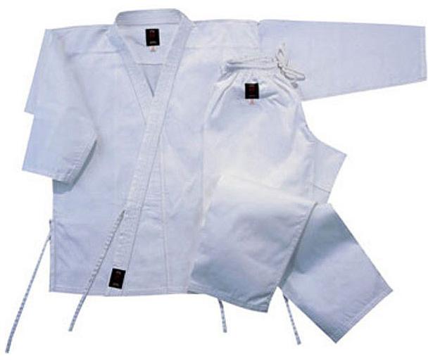 Кимоно для каратэ WMA WKU 61 белое,