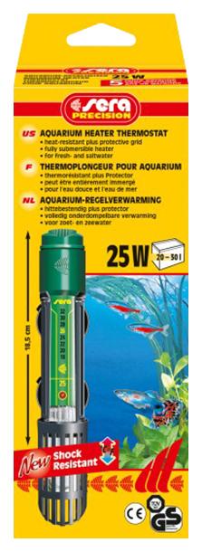 Обогреватель для аквариума PRECISON 25W
