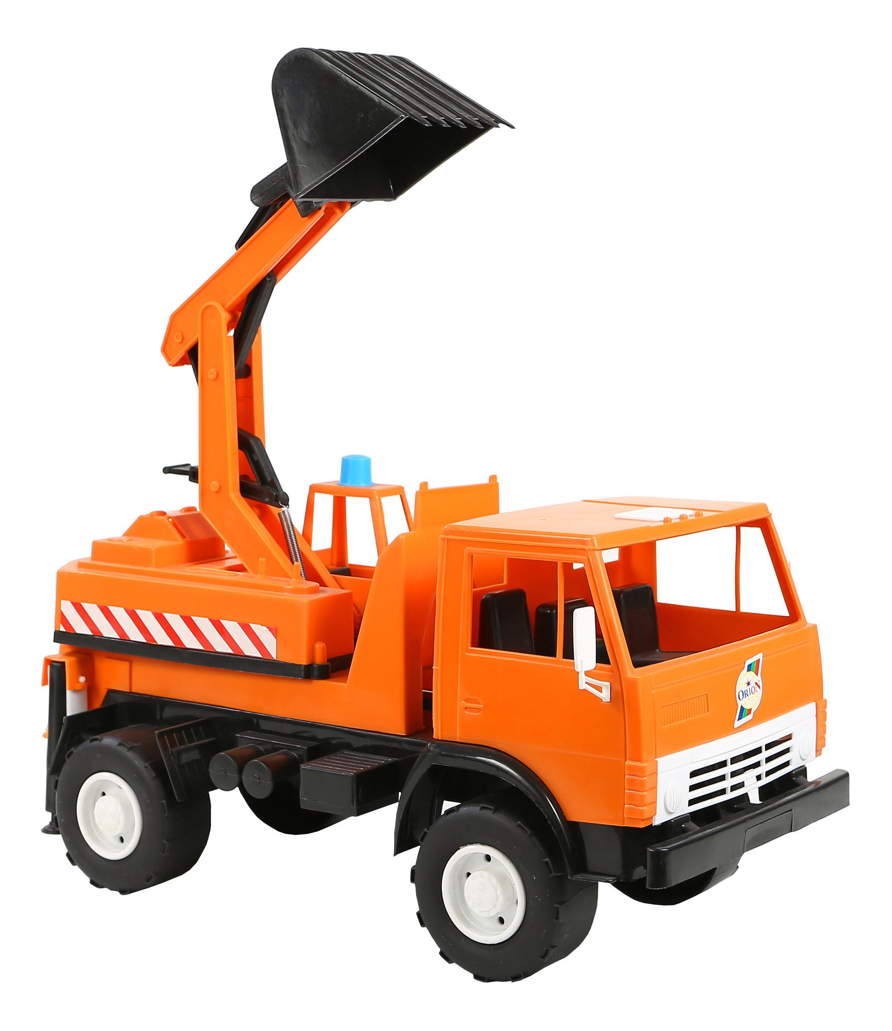 Купить Спецтехника Orion Toys Экскаватор, Строительная техника