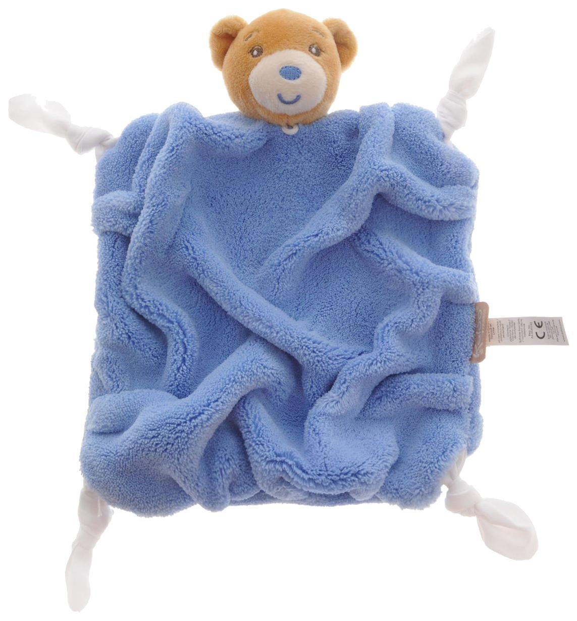 Купить Комфортеры для новорожденных Kaloo Мишка индиго K969564