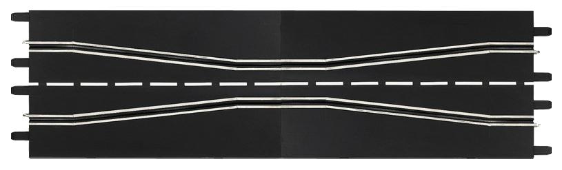 Купить Автотрек Carrera Прямая со сходящимися полосами трассы 20516, Машинки-трансформеры