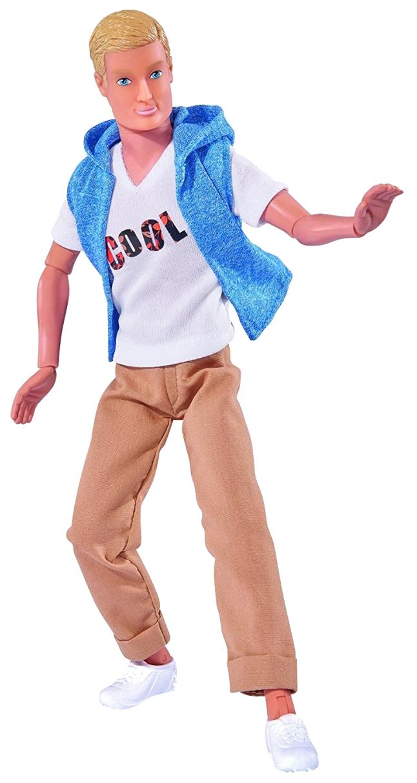 Кукла Simba Штеффи Кевин Городская мода 30 см 5733059