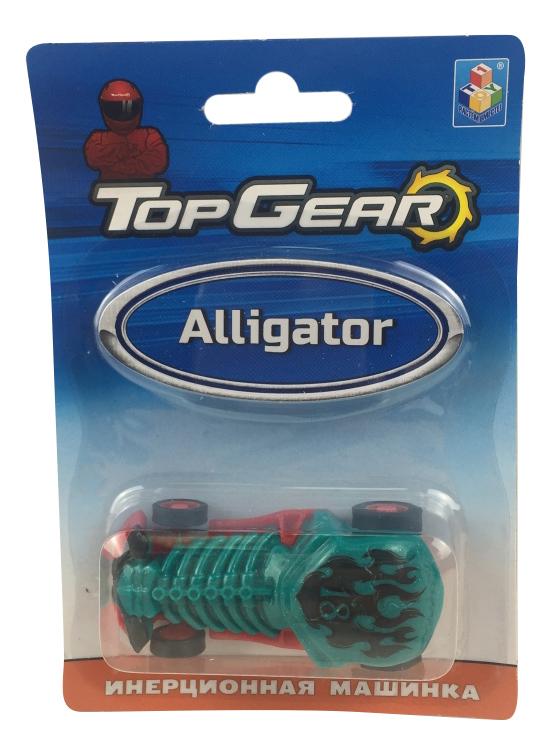 Машинка пластиковая 1TOY Top Gear Alligator