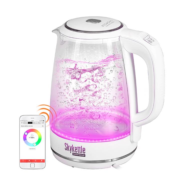 Умный чайник светильник Redmond SkyKettle G201S White