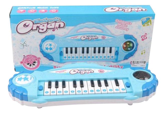 Купить Музыкальный инструмент electronic organ звук свет Б78552, Музыкальный инструмент Electronic Organ Б78552 Gratwest, Детские музыкальные инструменты