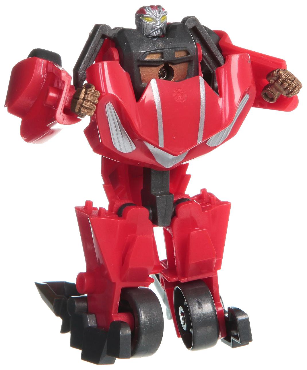 Фигурка персонажа Gratwest робот трансформер Red Ophelia с оружием Л56056 фото