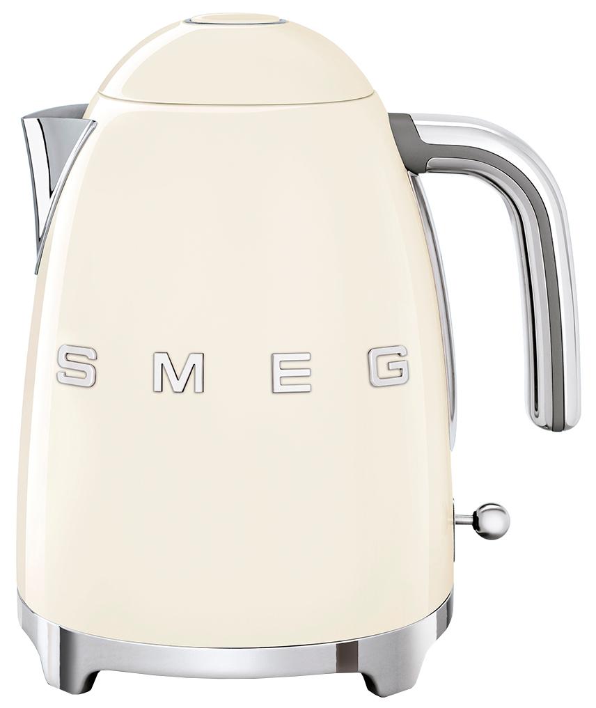 Чайник электрический Smeg KLF03CREU Beige