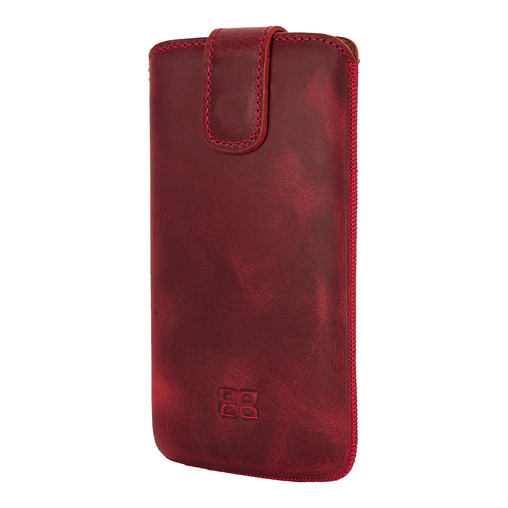 Кожаный чехол мешок для HTC One M9, Bouletta