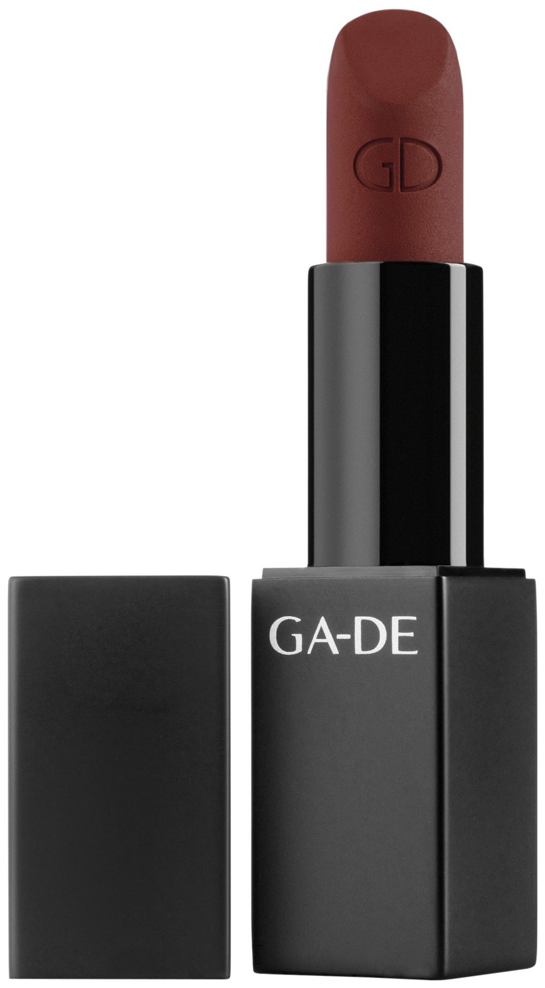 Помада Ga-De Velveteen Pure Matte Lipstick 756 Baroque Rose 4 г