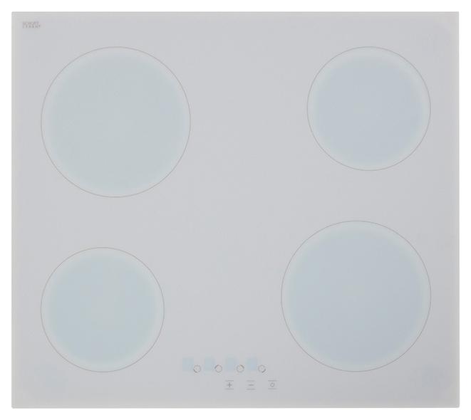 Встраиваемая варочная панель электрическая Simfer H60D14W011 White