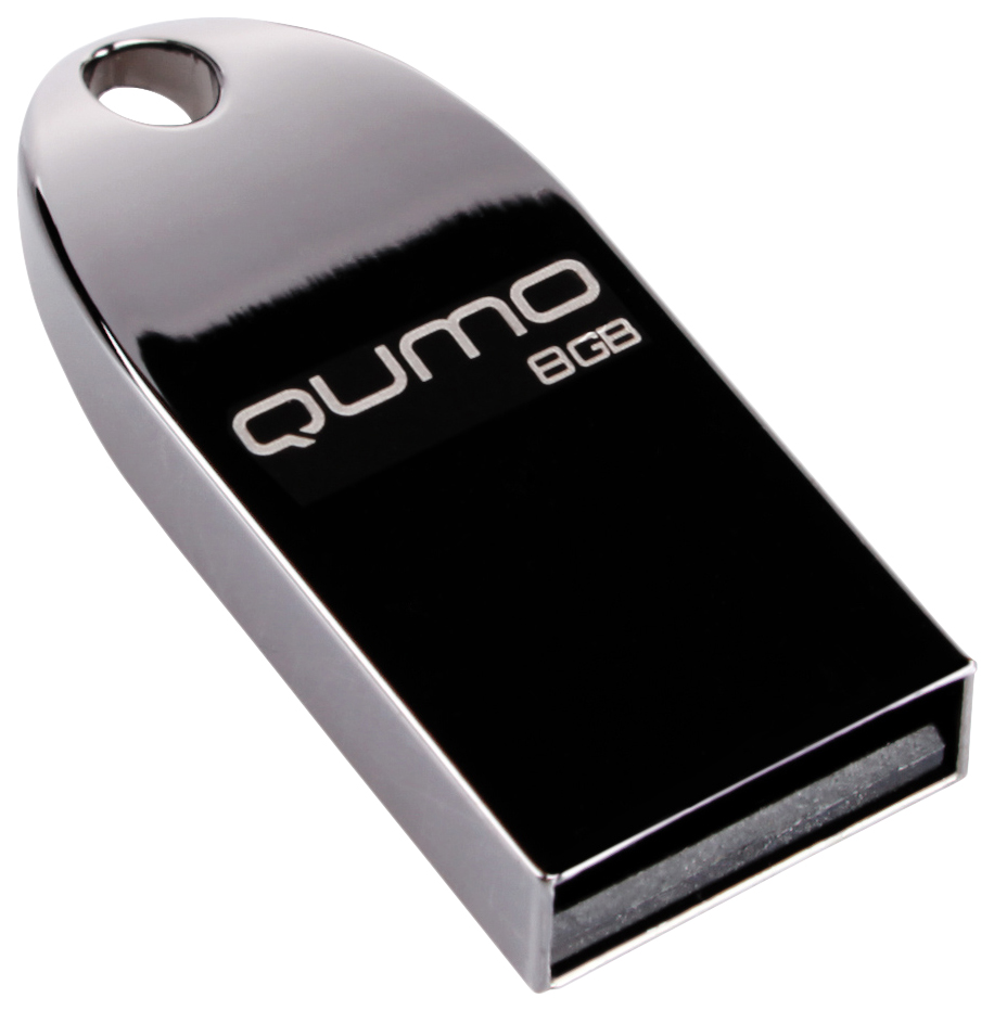 USB флешка QUMO Cosmos 8GB Silver