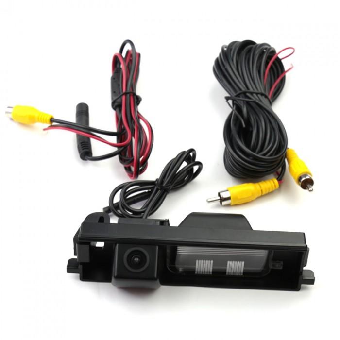Камера заднего вида BlackMix для Toyota Porte